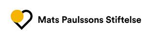 Extern länk Mats Paulssons stiftelse logga