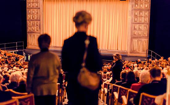 Publik Stora scenen