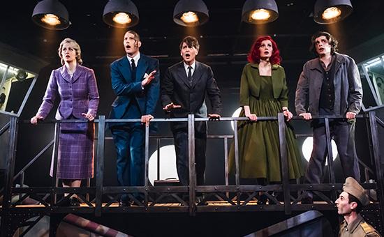 Komedi på en bro Malmö Opera