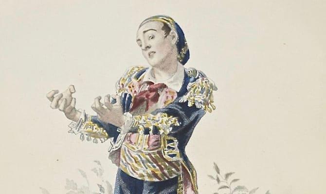 Illustration av Figaro