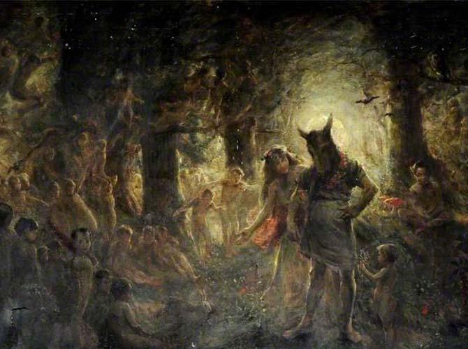A Midsummer Night's Dream (Robin Fowler, 1853-1926)