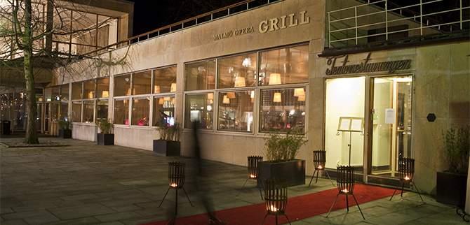 Malmö Opera Grill