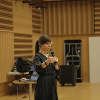 AKT Sångworkshop Kristine Nowlain