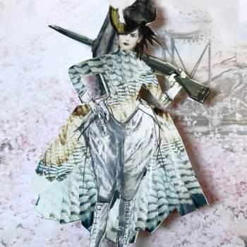Kostymskiss Orfeus
