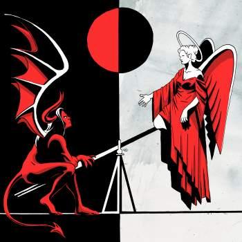 Förvandlingar i helvetet
