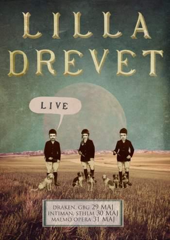 Lilla Drevet affisch