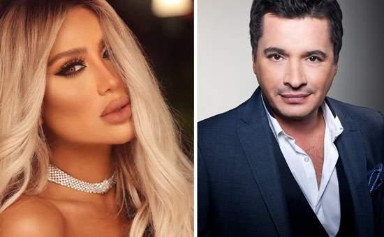 Maya Diab och Hady Khalil
