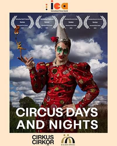 Circus Days and Nights är nominerade