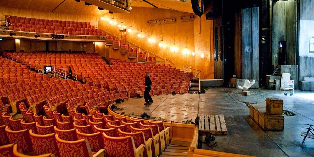 Malmö opera platser