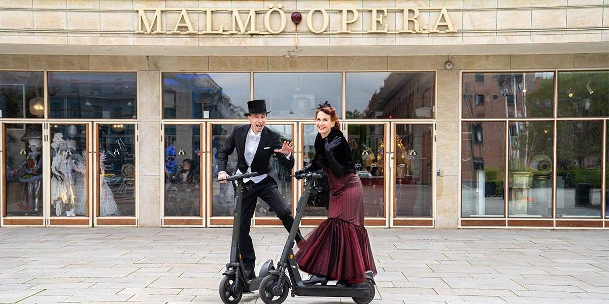 Kick off Malmö Opera