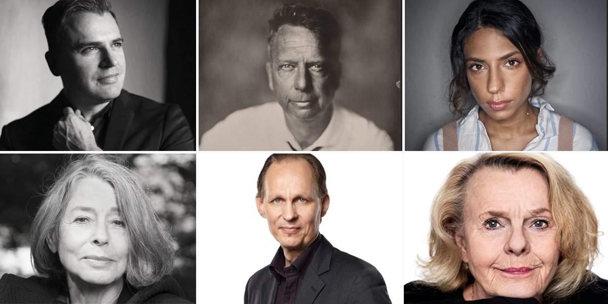 Författarporträtt Bokens dag 2017