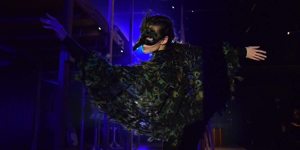 Sara Ekman som Tintomara