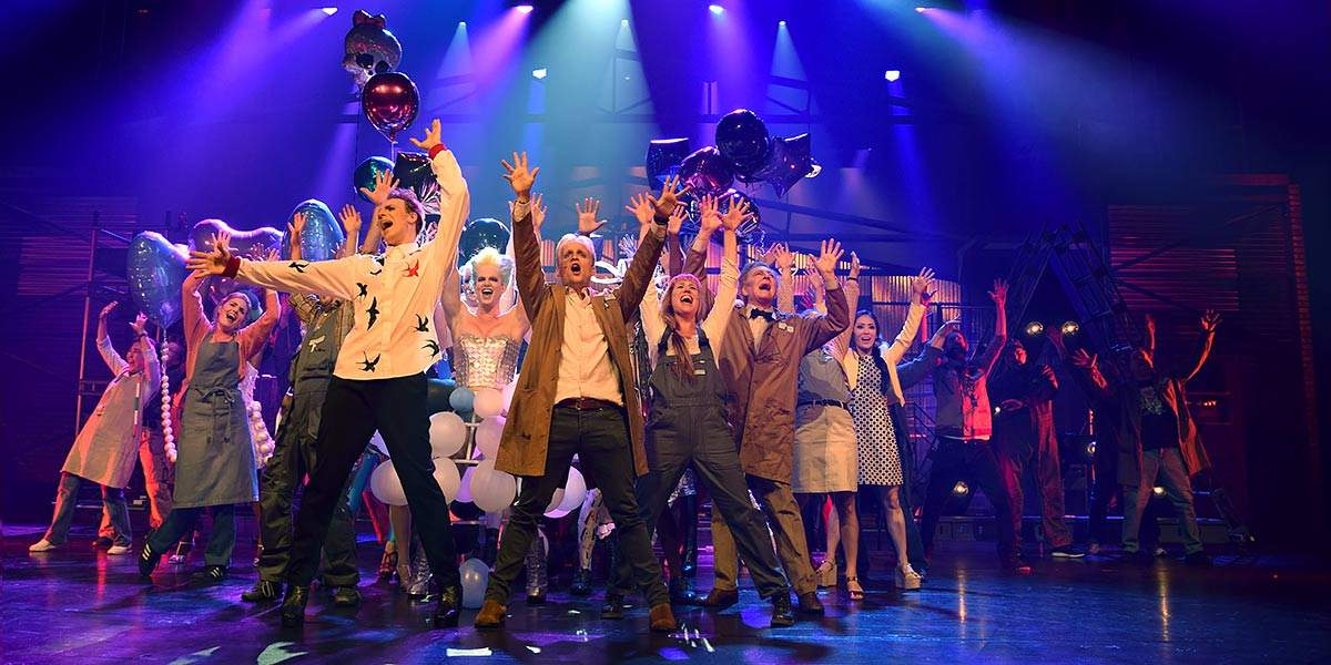 Kinky Boots premiär 3 september