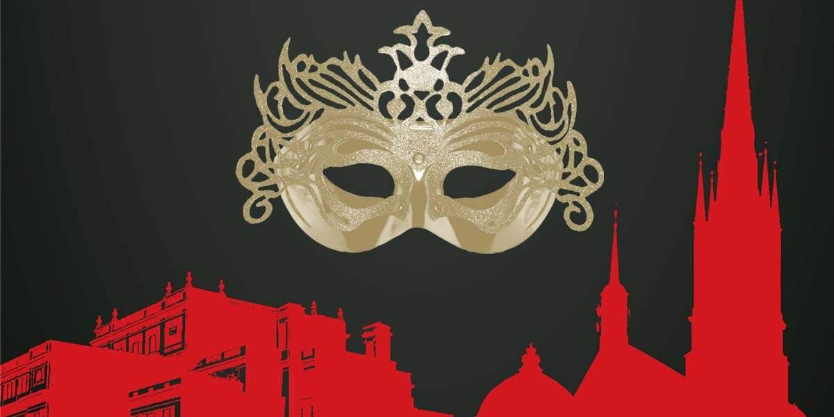 Affischbild Maskeradbalen