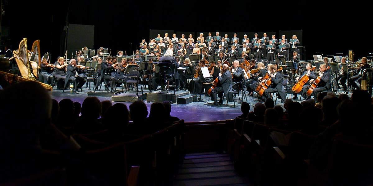 Konsert på Malmö opera